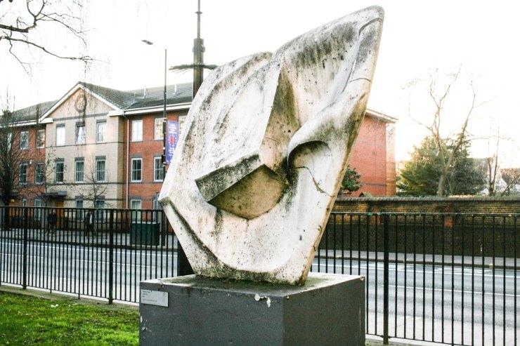 Sculpture by Tadeusz Koper