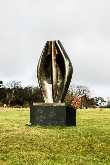 Henry Moore Large Totem Head 1968